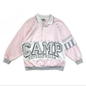 Camp Beverly Hills Vintage 90s Sweatshirt
